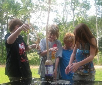 Five Fun Science Projects You Can Do At Home | Parent Involvement | Scoop.it