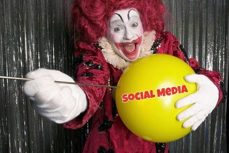 Survive the Coming Social Media Bust | Social Marketing Revolution | Scoop.it