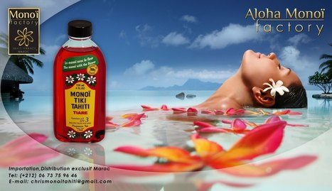 Classique Monoi Tiki Tahiti par Aloha Monoi Factory | Products by Aloha Monoi Factory | Scoop.it