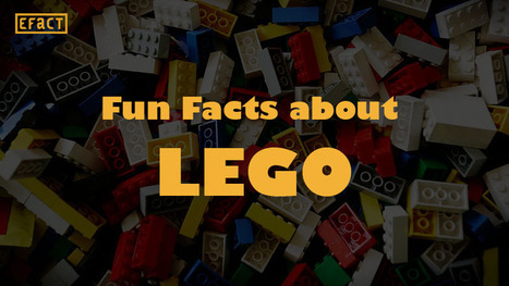 LEGO and Its 20 Incredible Fun Facts   Facts   Scoop.it
