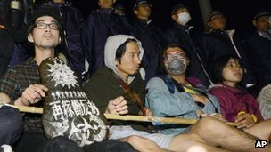 Protest as Japan restarts reactor | Japan Tsunami | Scoop.it