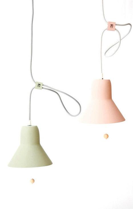 { Today I ♥ } Les lampes poétiques de M.OSS Design | décoration & déco | Scoop.it