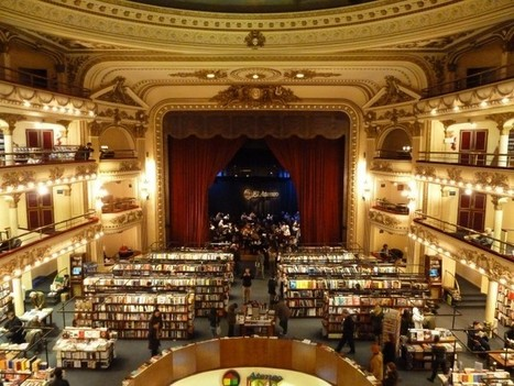 What City Has More Bookstores Per Capita Than Any Other? | Litteris | Scoop.it