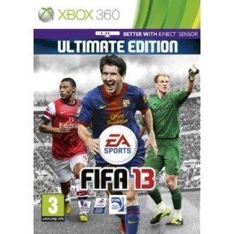 Fifa 13 XBox Game | quote to stay | Scoop.it