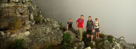 Guided hiking and climbing on Table Mountain and the Cape Peninsula. | Fractional Ownership | Scoop.it