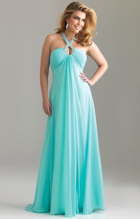 Robe bustier verte, robe verte bustier-MaisonRobe | Les Fashion robe de soirée 2013 | Scoop.it