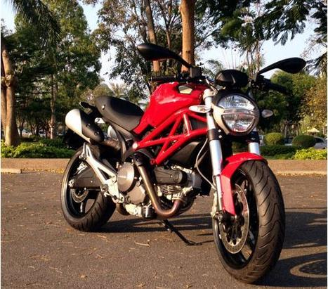 Autocar India | Ducati Monster 795 for India - ridden | Ductalk Ducati News | Scoop.it