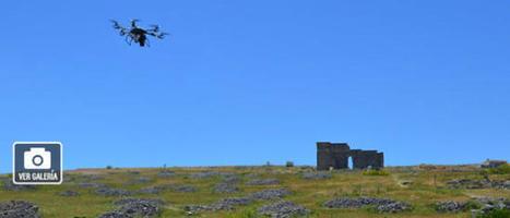 Acinipo: los drones de la antigua Roma | Arqueología romana en Hispania | Scoop.it