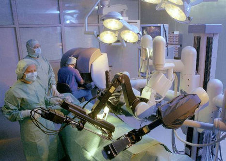 Robot Surgical Incidents May Pressure Hospital Training   Learning about Hospital training   Scoop.it