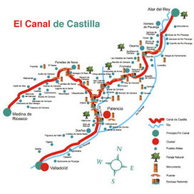 CANAL DE CASTILLA: LA GRAN OBRA DE INGENIERÍA HIDRÁULICA DEL SIGLO XVIII | Construcciones e infraestructuras rurales | Scoop.it
