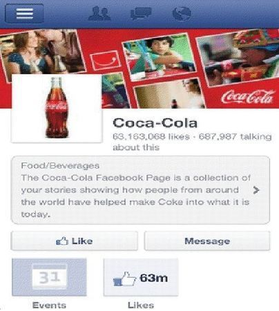 What makes Coca-Cola the No-1 SuperBrand in Social Media? | Google Plus ~≈~ G+ | Scoop.it