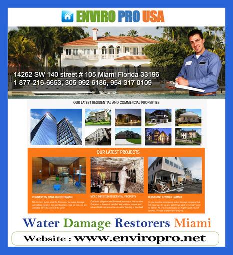 Improving Indoor Air Quality Miami | Enviropro | Scoop.it