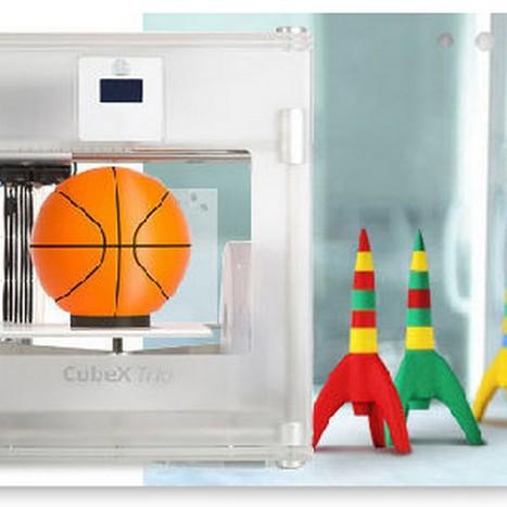 Verkoop 3D printers verdubbeld | The human scale | Scoop.it