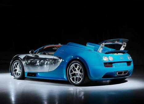 Official Wallpaper of Bugatti Veyron Meo Costantini | CARS | Scoop.it