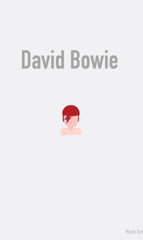 [Diseño Gráfico] Bandas de Rock en Emoji | Educacion, ecologia y TIC | Scoop.it