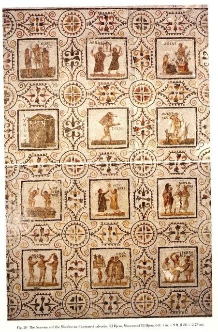 In Illo Tempore...: El paso del tiempo: el calendario   EURICLEA   Scoop.it