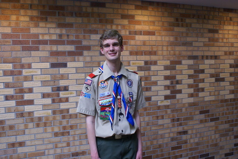 Eagle Scout soars, despite disability | Differently Abled and Our Glorious Gadgets | Scoop.it