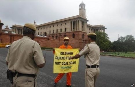 Greenpeace says India office may shut down in a month - BBC News | Peer2Politics | Scoop.it