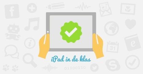 12 tips om een iPad in de klas te gebruiken - Feeny   iPad in het basisonderwijs   Scoop.it