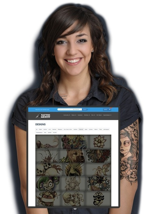 TattooMeNow – The #1 Source of Tattoo Inspiration & Ideas — TattooMeNow   Arts & Entertainment   Scoop.it