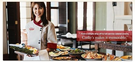 Corky's Catering | Full-service Caterers in Chicago for Your Event | Chicago catering | Scoop.it
