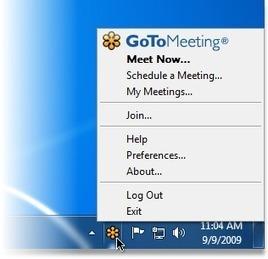 Overzicht webconferencing software | Online samenwerken en leren 2.0 | Scoop.it