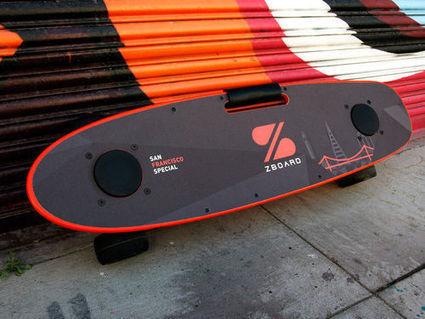 Le ZBoard version San Francisco en quête de financement | Innovative technology | Scoop.it