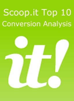 Scoop.it Top 10 Content Marketing Conversion Analysis Study | Content and Curation for Nonprofits | Scoop.it