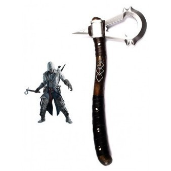 Assassins Creed Connor Cosplay Weapon | cosplay costumes | Scoop.it