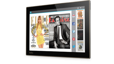 Tablet-PC Kobo Arc 10HD im Praxis-Test | Cellulari Dual Sim Tech News | Scoop.it