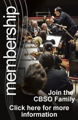 CBSO Concert Season 2014-2015 Announced - City of Birmingham Symphony Orchestra | Birmingham Life | Scoop.it