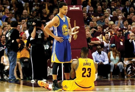 LeBron James Vs. Stephen Curry: Who Is Selling More Kicks? | Minney News | Scoop.it