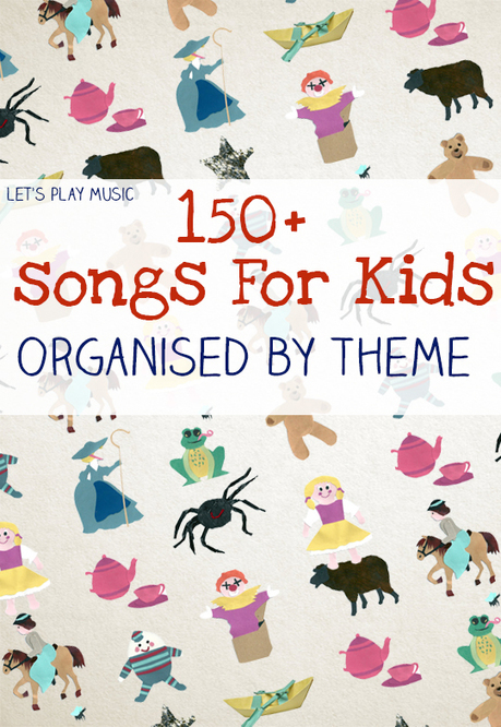 150+ Free Kids Songs - Let's Play Music | Learning and Teaching Literacy | Scoop.it