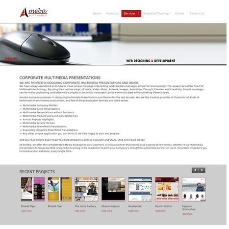 Ameba Softwares - Corporate Presentations | Ameba Softwares Pvt LTD | Scoop.it