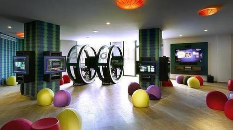 Hoteles atendidos por robot y habitaciones con los últimos gadgets   Les TICs en Turisme   Scoop.it