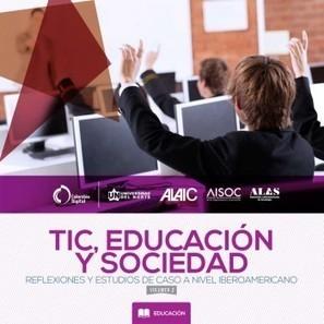 Libro - TIC, Educación y Sociedad. Vol 1 | Educacion, ecologia y TIC | Scoop.it