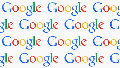 Google's New, Flatter Logo Has Been 14 Years In The Making   Identity Design   Scoop.it