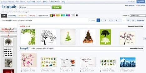 ¿Eres diseñador? Freepik es tu solución gratuita | Sobre TIC y docencia | Scoop.it
