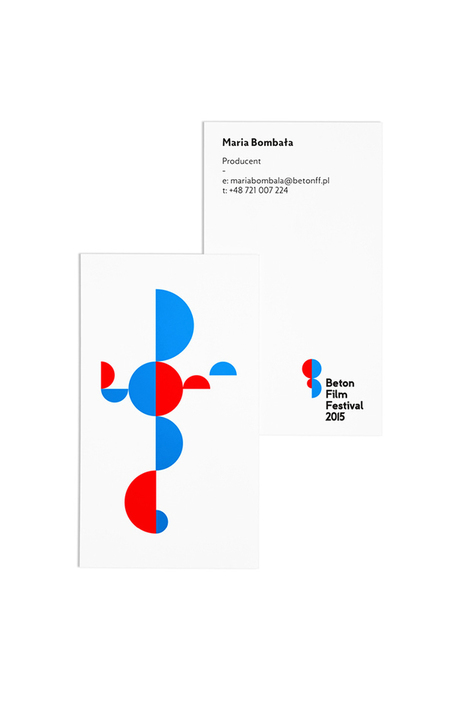 A Le Corbusier-inspired identity for a Polish architecture foundation and film festival | Graphic design & Visual communication | Scoop.it