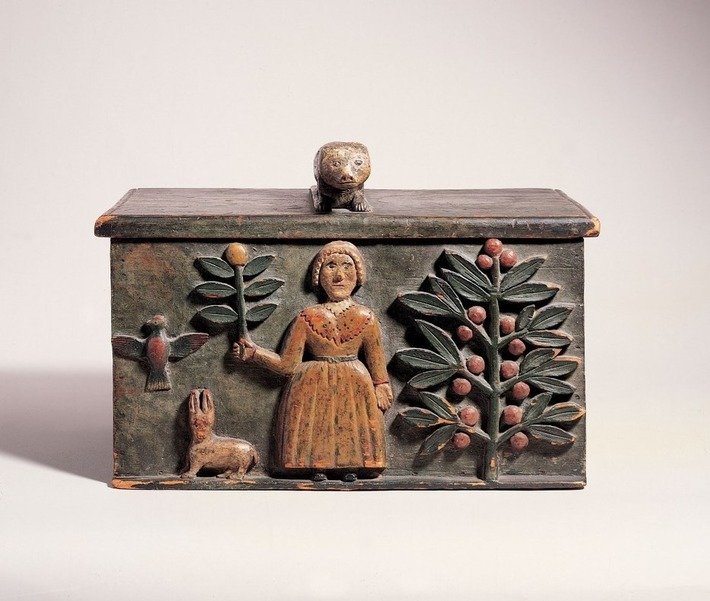 What Exactly Is Folk Art? A Primer On The Genre That's Felt With The Heart   The Huffington Post   À la une   Scoop.it