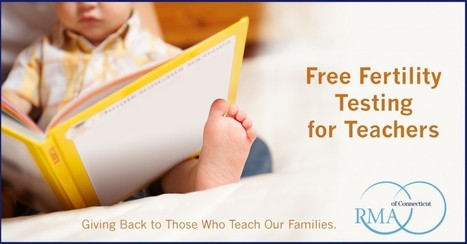 Free Fertility Testing for All Teachers: Find Out Your Family Building Potential | Gay Parenting | Scoop.it
