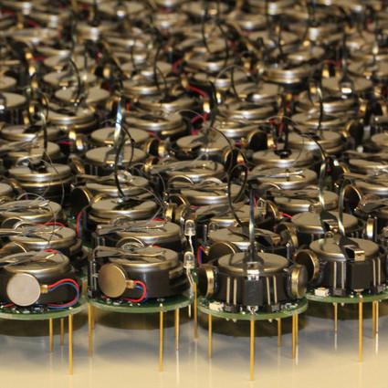 Hier heb je een zwerm van 1000 robots die samenwerken | Social Media | Apps, Tools and more... | Scoop.it