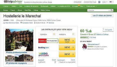Comment TripAdvisor double les soucis et triple la facture des hôteliers ! | Etourisme et webmarketing | Scoop.it