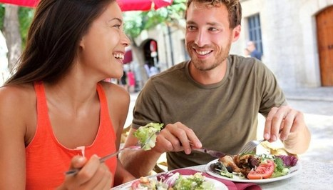 Consumir una dieta de tipo mediterráneo se vincula a un aumento del espesor cortical cerebral | Por: @linternista | Salud Publica | Scoop.it