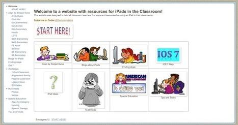iPad i skolan: Resurser för iPad i klassrummet - apptips | it i skolan | Scoop.it