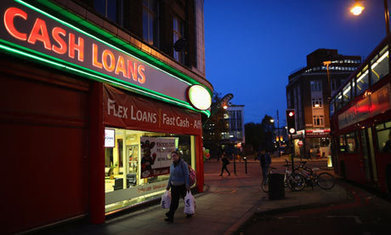 OFT forces payday lenders out of market | The Lending Revolution | Scoop.it