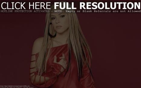 shakira red dress wallpaper | 9To5Gifs: Funny & Animated Gifs | Scoop.it