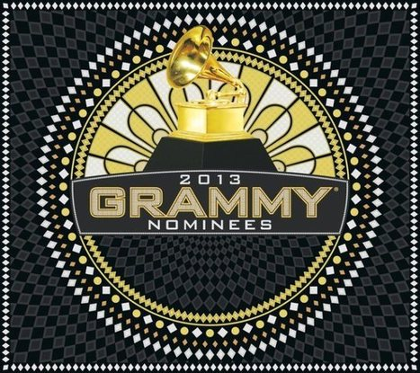 2013 Grammy® Nominees Album Lists #1-11 Two Chances to Attend Music's Biggest Night® | The Official GODrive Media SCOOP! | Scoop.it