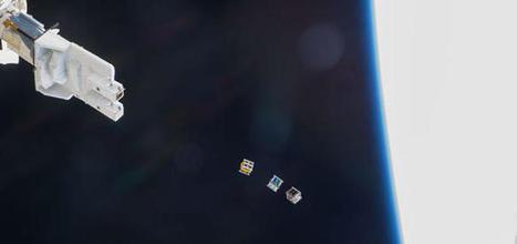 Après Internet, Outernet, pour un accès universel et gratuit depuis l'espace. | techno-communication et relations humaines | Scoop.it