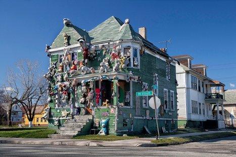 Burning Down Detroit's Street Art - Daily Beast | #Art | Scoop.it